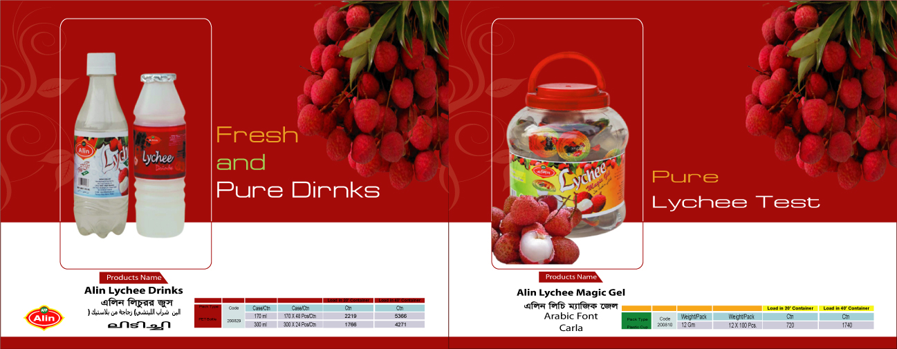 Welcome To - Alin Food Products Ltd